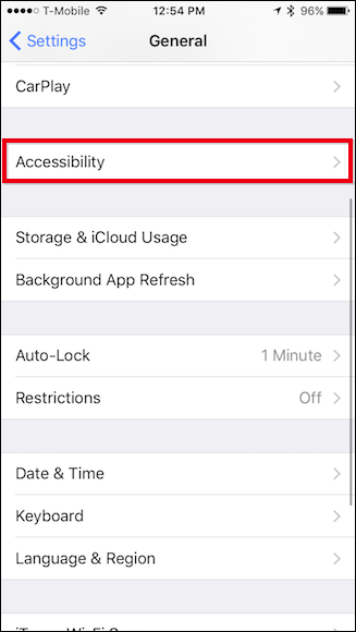 Iphone-accessibility